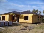 Строительство деревянно-каркасных   домов.......