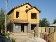 Строительство деревянно-каркасных   домов,  гостиниц,  мотелей,  магазино