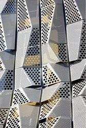 3D - вентфасад металлический,  Астана