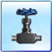 Вентили игольчатые муфтовые стальные (Ру-160)
