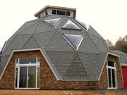 Добросфера - обычный каркасный дом с минимальной стоимостью каркаса