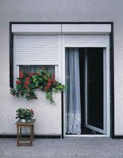 Рольставни и роллеты на окна двери ворота