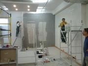 Ремонтные работы коммерческих помещений в Алматы