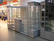 Торговое оборудование из стекла в Астане
